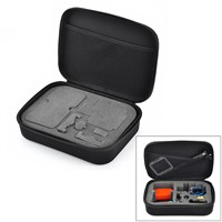 Large/Middle/Small Storage Carrying Case Bag For GoPro Go Pro Hero 4 3+ 3 2