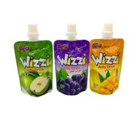 Plastic Juice/Jelly/Water/ Liquid Packaging, Stand up Spouted Pouch,