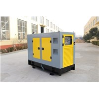 Soundproof Diesel Generator set Noiseless generator powered by cummins diesel engine