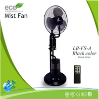 Lianb classical model meet CE,CB,SAA,ERP  standard LB-FS-A water mist fan
