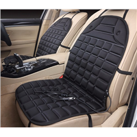 12V Universal Car Seat Heated Heater Cushion Cover Warmer Pad Mat Quick Warming