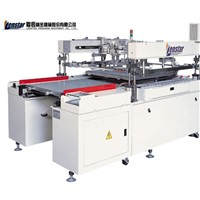 Double Table Semi-Automatic Screen Printing Machine