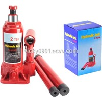 Hydraulic Bottle Jack (2-10 ton)