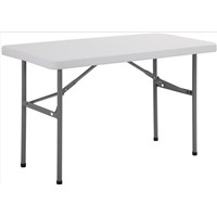 4FT HDPE Top Plastic Table (YCZ-122)