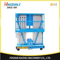 Aluminum Alloy Lift Table 250kg 8m High Rise Work Platform with Cheap Price
