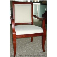 Popular New design dining chair in hotel  furniture