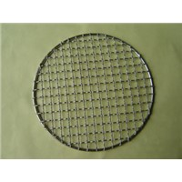 Stainless Steel Barbecue Mesh