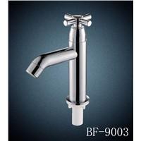 ABS plastic chrome surface basin faucet
