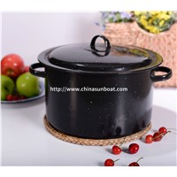 Enamel Stock Pot Cookware