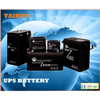 long service life battery 12v 150ah deep cycle agm battery