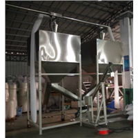 Stainless Steel Storage tank unit for 1000 Liter