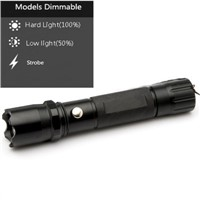 3 Models Dimmable Led Torch Light with Compass