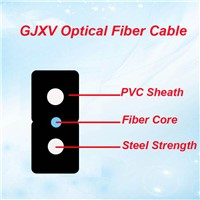 GJXV optical fiber cable high bandwidth and excellent communication transmission