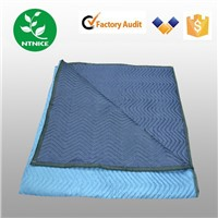 "Hot Sale 72""*80"" Woven Multifunction Furniture Moving Blankets 100% Recycled Textile Materials"