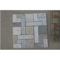 slate Mosaic, the magical material to decorate