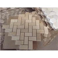 Limestone Mosaic Mosaic