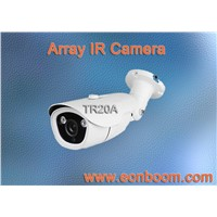 Hot sale Sony 2.0MP Array IR Bullet Weatherproof Camera