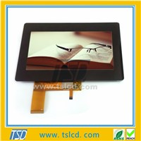7 inch TFT LCD display module 800*480 with capacitive touch panel