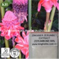 High Quality Zingiber Zerumbet Extract Zerumbone 98%