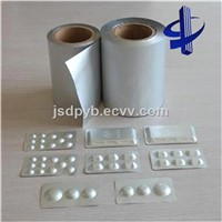 Cold forming Alu alu foil for medical packaging
