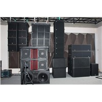 "Dual 15"" Pro Outdoor Line Array Speaker Outdoor Musical High Quality Line Array Speaker Box"