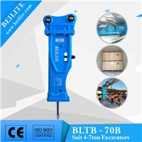 Beilite Hot Sale Excavator Hydraulic Hammer for Constrction, Hydraulic Breaker
