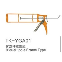 TK-A01 plastic glue gun glass glue caulking gun