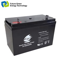 Sealed Lead Acid Backup Battery for UPS (12V100ah)
