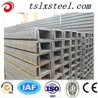 Hot Rolled  Galvanized Steel Channel