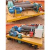 heavy duty winch type trolley