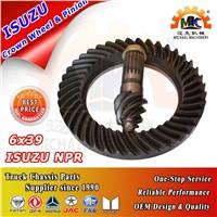 ISUZU NPR 6X39 Crown Wheel and Pinion Gears