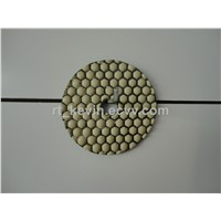 Diamond Tools Flexible Wet Polishing Pad For Granite