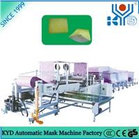 Pocket Air Filter Making Machine