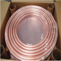 Seamless C12200 for air condition refrigerator copper tube pipe