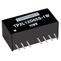 1W Isolated Wide Input Single And Dual Output DC/DC Converters