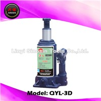 Hot sell 3t long stroke hydraulic bottle jack vehicle positioning & Car Jack