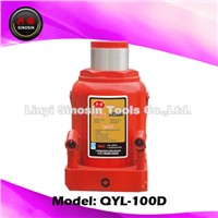 hot sale 100 ton hydraulic bottle jacks for cars trucks lifting