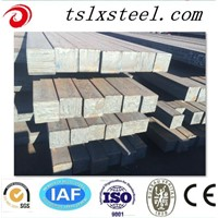 ASTM A36/Q195/Q235 hot rolled steel square bar 50*50MM-200*200MM