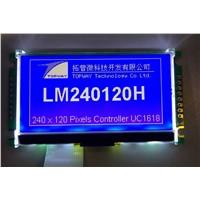 Cog 240*120 Automotive Grade LCD Module (LM240120)