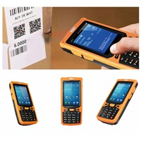 Jepower HT380A 3G handheld terminal PDA with barcode scanner/NFC/RFID reader