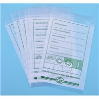 Wholesale Pill Packaging Airtight Zipper / Ziplock Medication Bag
