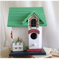 Customized High Quality Wooden Bird Cage