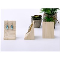 High Quality Wooden Earing & Earbob Display Stand
