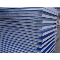galvanized prepainted color steel EPS sandwich panels