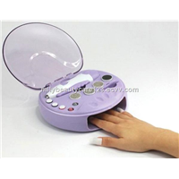 manicure & pedicure set with dryer hs2001
