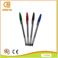 one color logo printing on ball pen body