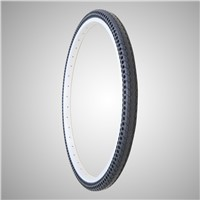 26*1.5 Inch Tubeless hollow Solid Tire for Bicycle