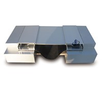 Aluminum Ceiling expansion joint cover