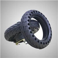 8 Inch Air Free Solid Colorful Tire