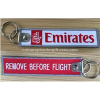 Emirates Airlines Remove Before Flight Crew Tags